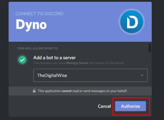 How to Set Up Dyno Bot Discord on PC