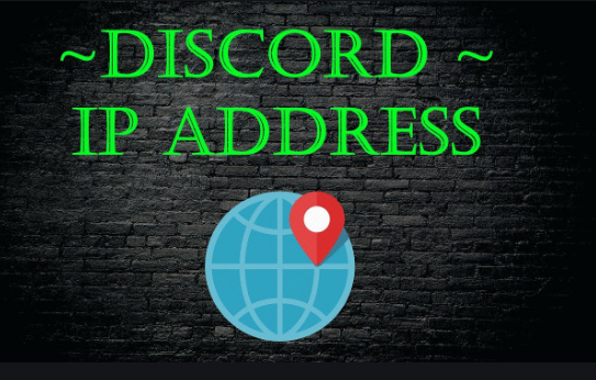 how to get someone's IP address from Discord